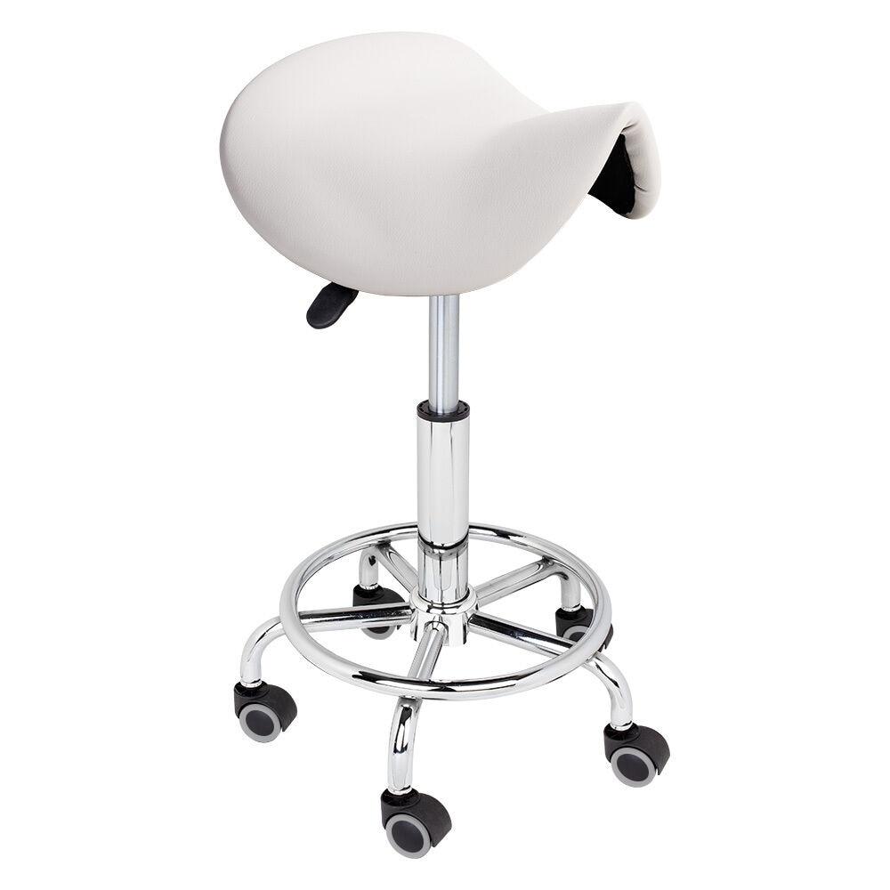 Timeless Tools Nyerges, gurulós kozmetikai szék, Fehér eMAG.hu