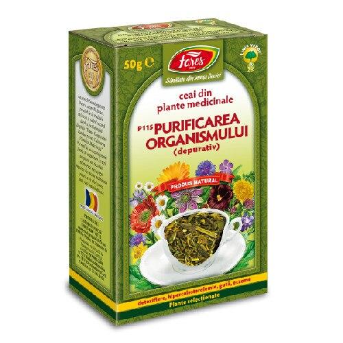 ceai purificarea organismului)