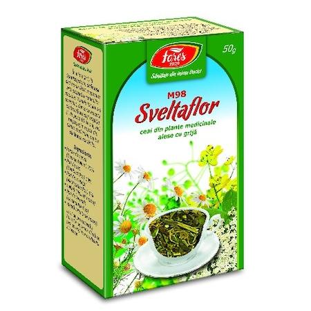 ceai de slabit naturavit efecte adverse