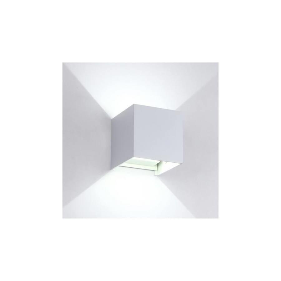 fali led háromszög lámpa