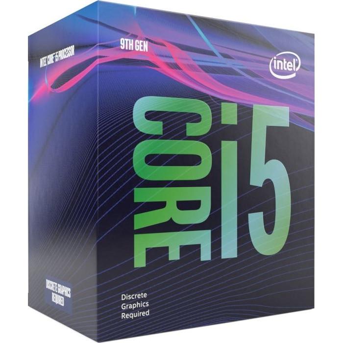Fotografie Procesor Intel Core i5-9500F, 3.00GHz, 9MB, fara grafica integrata, Socket 1151 - Chipset seria 300