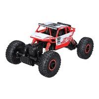 Rock Crawler HB-P1801 Buggy 4WD 10km/h sebességű 1:18 28cm RC távirányítós autó (magyar útmutatóval Off Road 10 km/h Ni-Cd) - piros