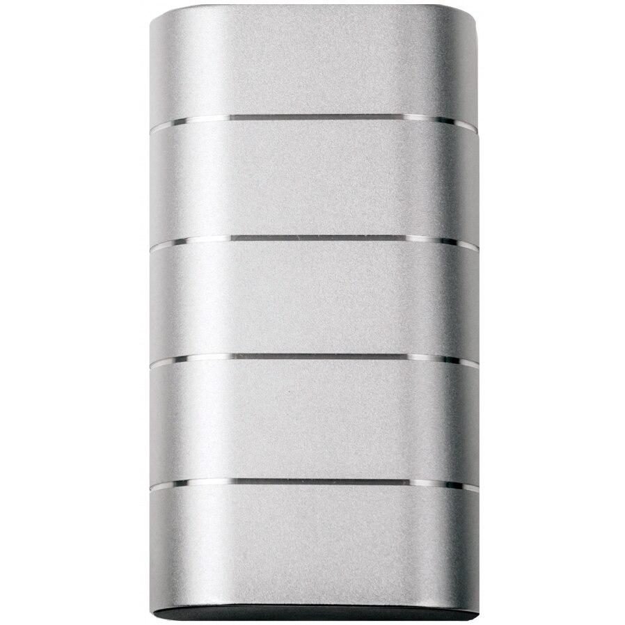 Fotografie Acumulator extern Verbatim, 10000mAH, 2porturi USB, QC3, Silver