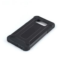Műanyag védőtok, Superprotect, Samsung Galaxy S6, ütésálló, karcálló, Fekete