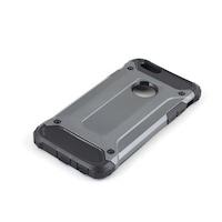 Műanyag védőtok, Superprotect, Apple iPhone 6/ 6S, ütésálló, karcálló, Szürke