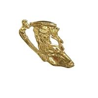 Панагюрско съкровище - реплика от месинг с опаковка, Сержани, цвят месинг, размер 100х170 мм