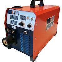 Инверторен заваръчен апарат телоподаващо Synchro MIG 160 Deltech