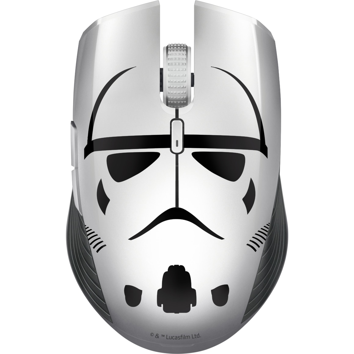 Fotografie Mouse gaming wireless Razer Atheris, Bluetooth&2.4GHz, Stormtrooper Edition