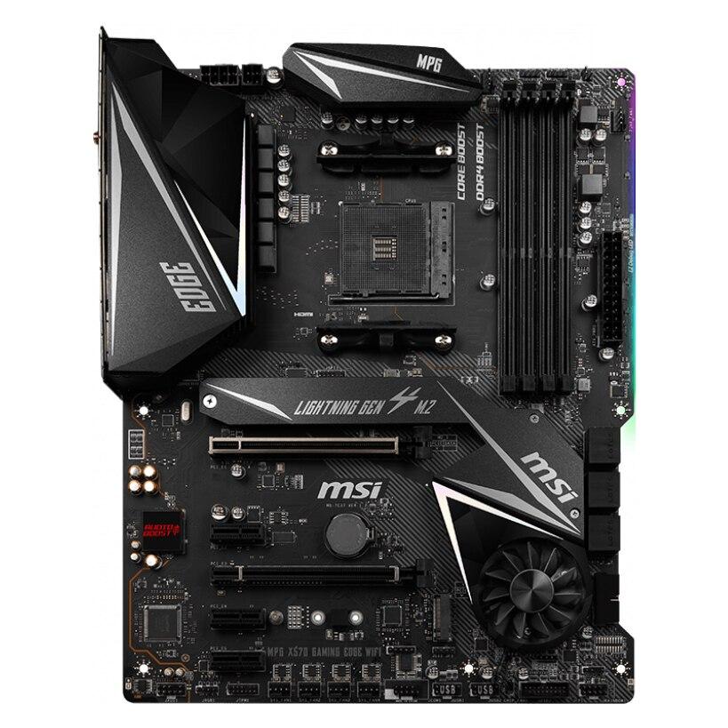 Fotografie Placa de baza MSI MPG X570 GAMING EDGE WIFI, socket AM4
