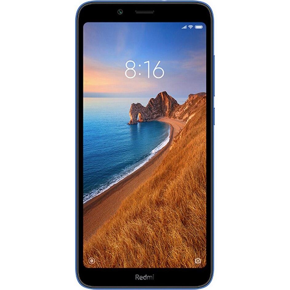 Fotografie Telefon mobil Xiaomi Redmi 7A, Dual SIM, 32GB, 4G, Gem Blue
