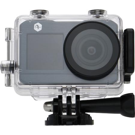 Camera video sport A+ CVS9, 4K, Wi-Fi, rezistenta la apa