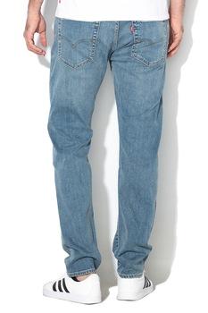 Levi's, Дънки 502™ със стеснен крачол и средновисока талия, Син