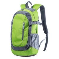 Densul hátizsák, vízálló hátizsák több cipzáras zsebbel, párnázott pántokkal és hátrésszel kék színben