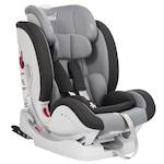 Столче за кола ISOFIX U-Grow UGHCS-06, 0-36 кг, Сив/Черен
