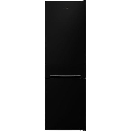 Хладилник с фризер Heinner HC-V268BK