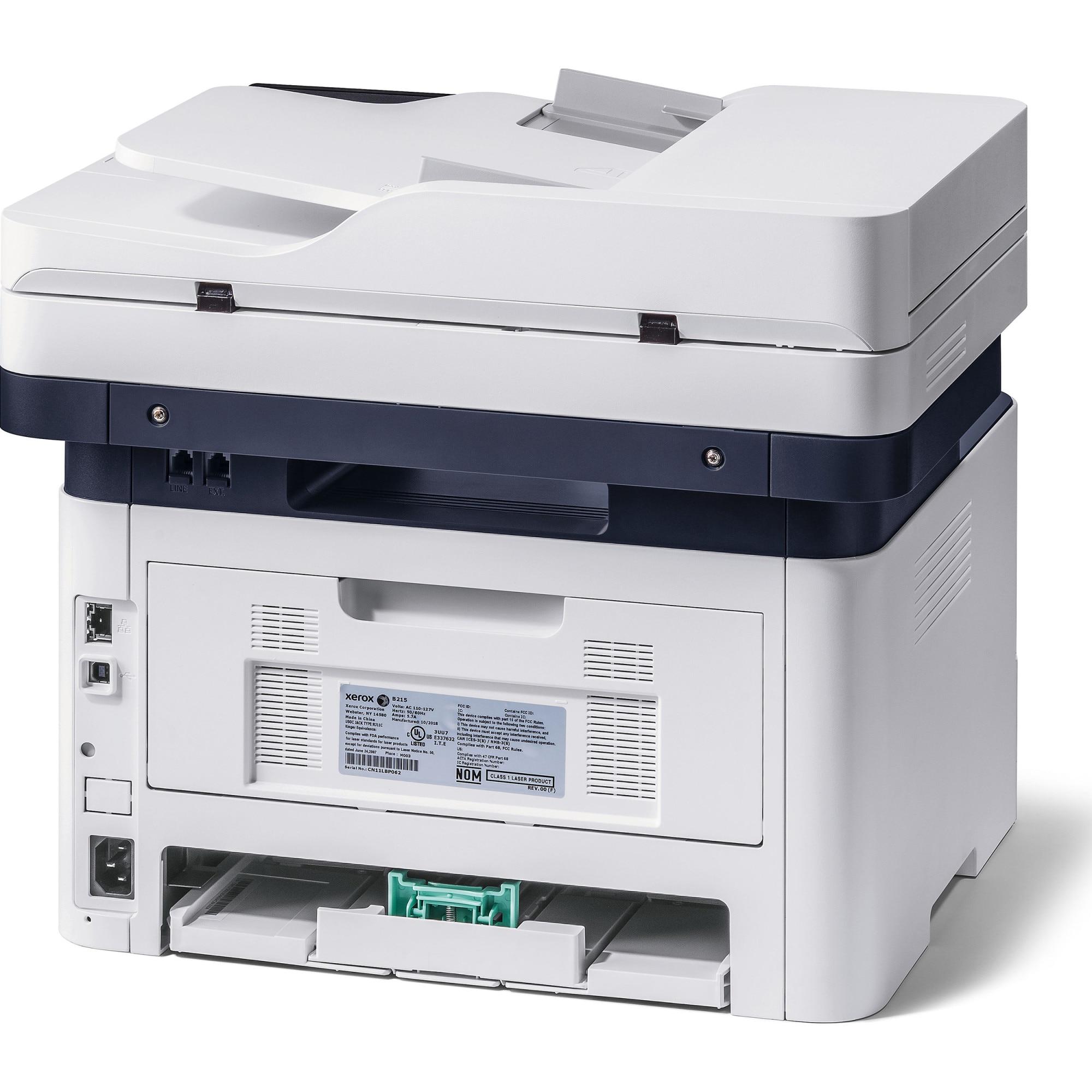 Xerox® B215 többfunkciós nyomtató