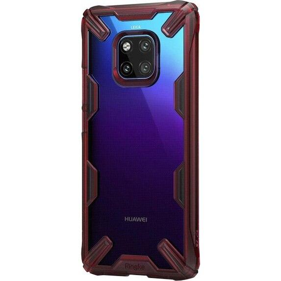 Fotografie Husa de protectie Ringke pentru Huawei Mate 20 Pro fusion x, Ruby Red
