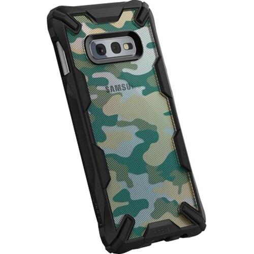 Fotografie Husa de protectie Ringke pentru Samsung Galaxy S10 Lite fusion x design camo, Verde
