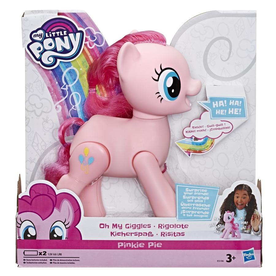 Fotografie Figurina interactiva My Little Pony - Pinkie Pie, Oh my giggles