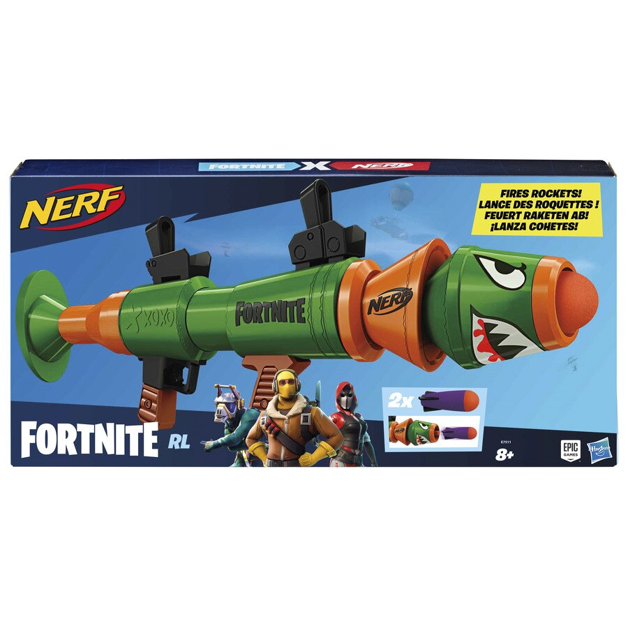 Fotografie Blaster Nerf Fortnite - RL