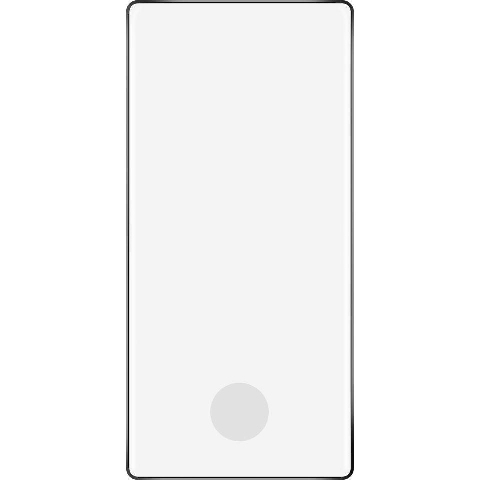 Fotografie Folie de protectie Lemontti Sticla Curbata pentru Galaxy Note 10, Black
