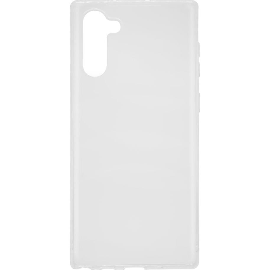 Fotografie Husa de protectie Lemontti pentru Galaxy Note 10, Silicon, Transparent