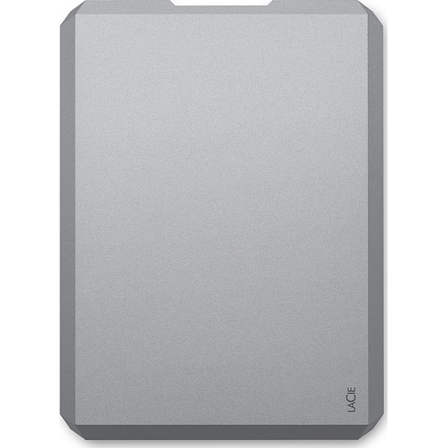 """Fotografie HDD Extern LaCie Mobile Drive, 4TB, 2.5"""", USB 3.1 Type-C, Space Grey"""