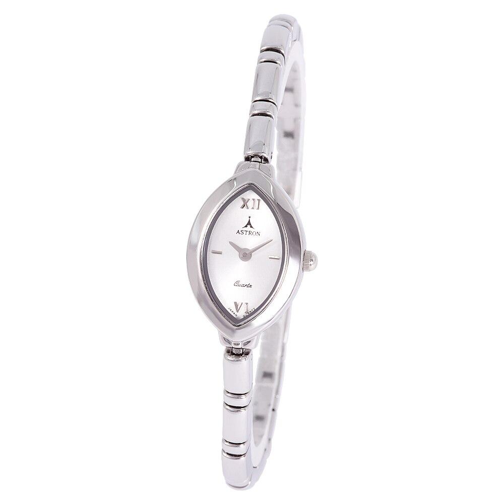 Astron női fémcsatos karóra, quartz, ezüst színű ASTRON ÓR