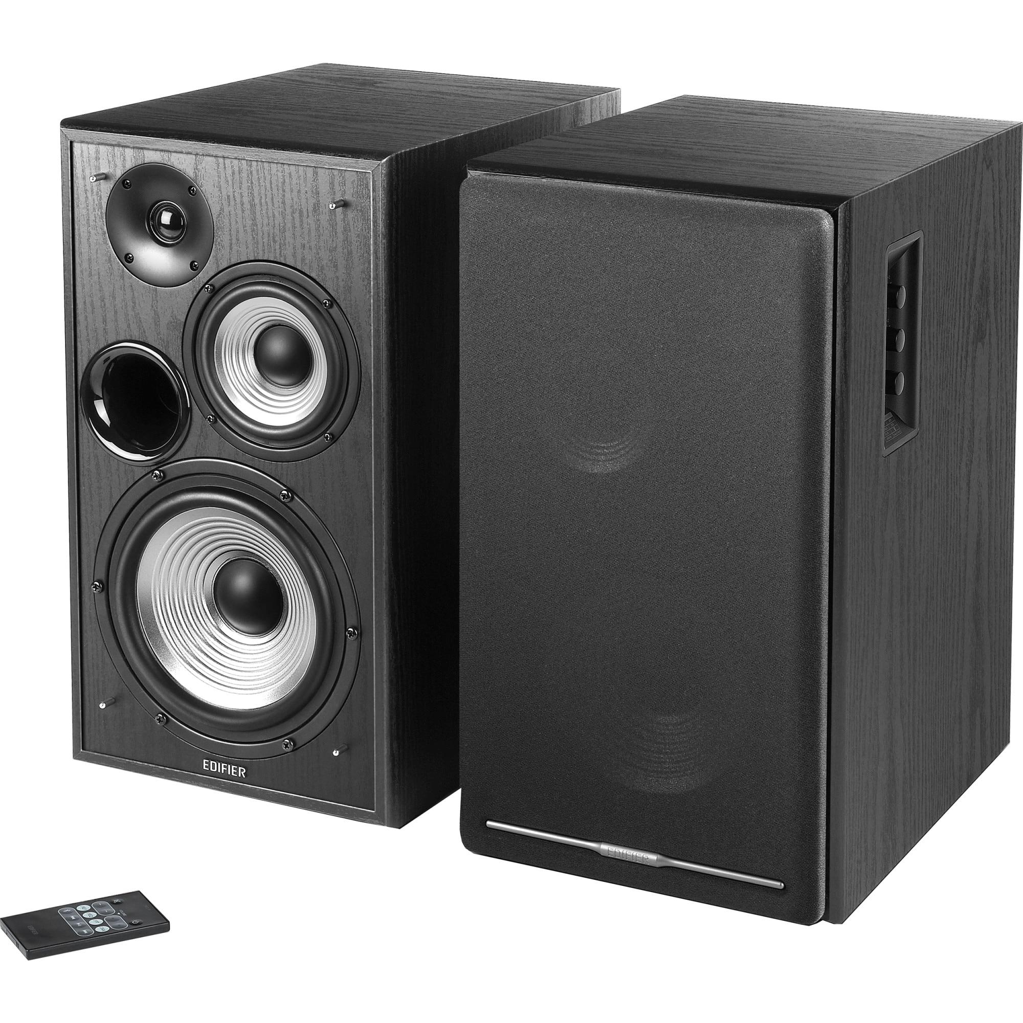 Fotografie Boxe 2.0 Edifier R2750, 136W, Bluetooth, Telecomanda, Negru