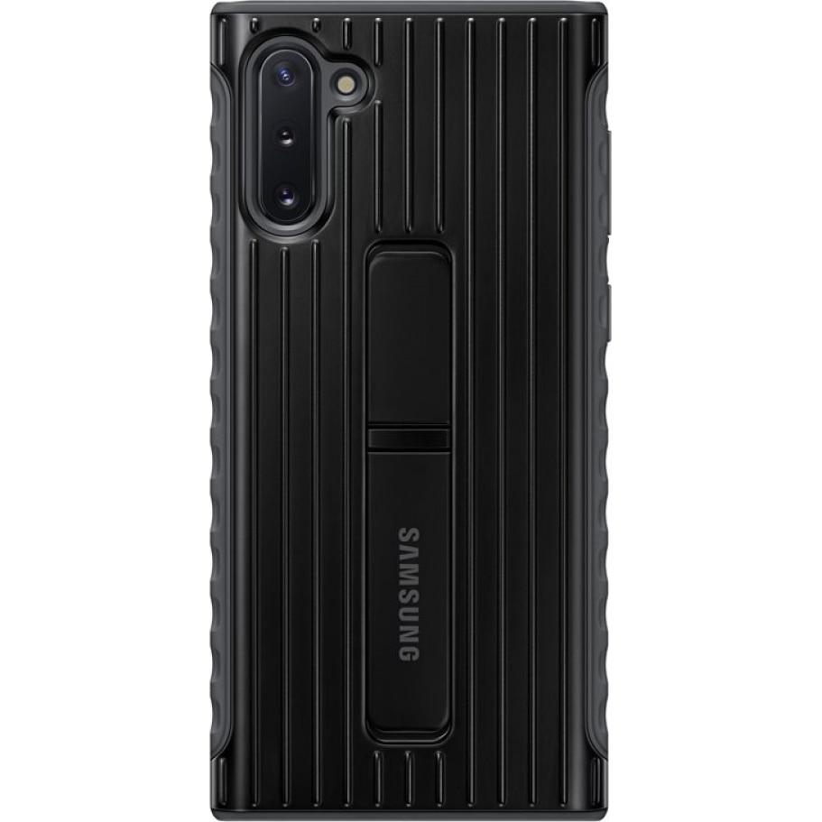 Fotografie Husa de protectie Samsung Protective Cover pentru Galaxy Note 10, Black