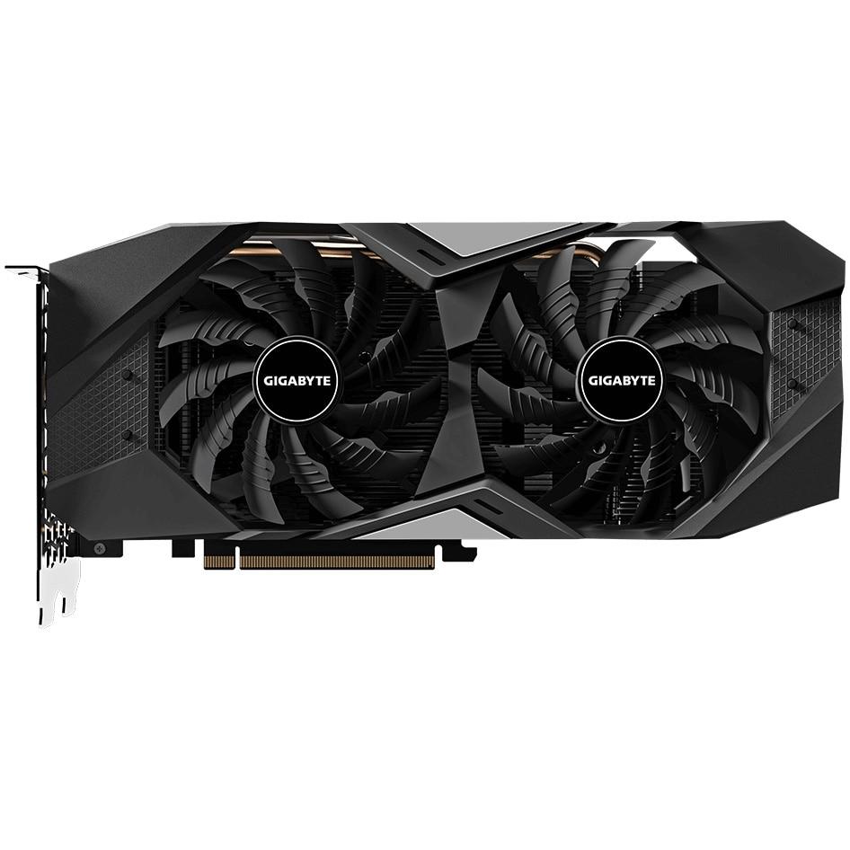 Fotografie Placa video Gigabyte GeForce RTX 2070 WINDFORCE 2X 8G, 8GB, GDDR6, 256-bit
