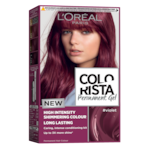 Боя за коса L'Oreal Paris Colorista Violet, Гел, Перманентна, 204 мл