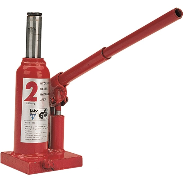 Fotografie Cric hidraulic tip butelie Bottari 24170BT, 2 tone
