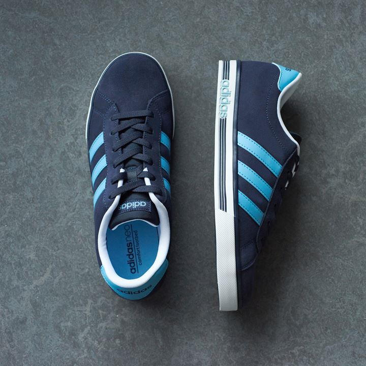 adidas daily suede trainers mens cheap