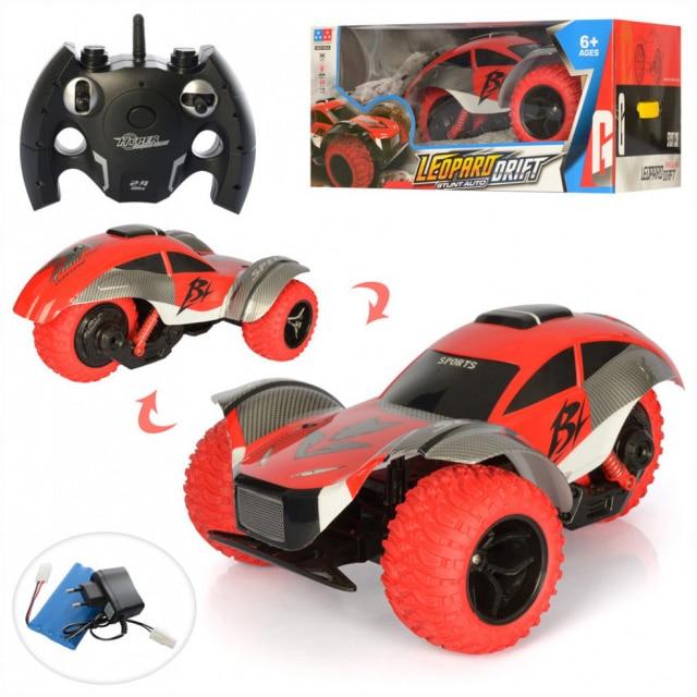 Fotografie Masinuta M-Toys cu telecomanda, High Speed, Scala 1:8, Rosu