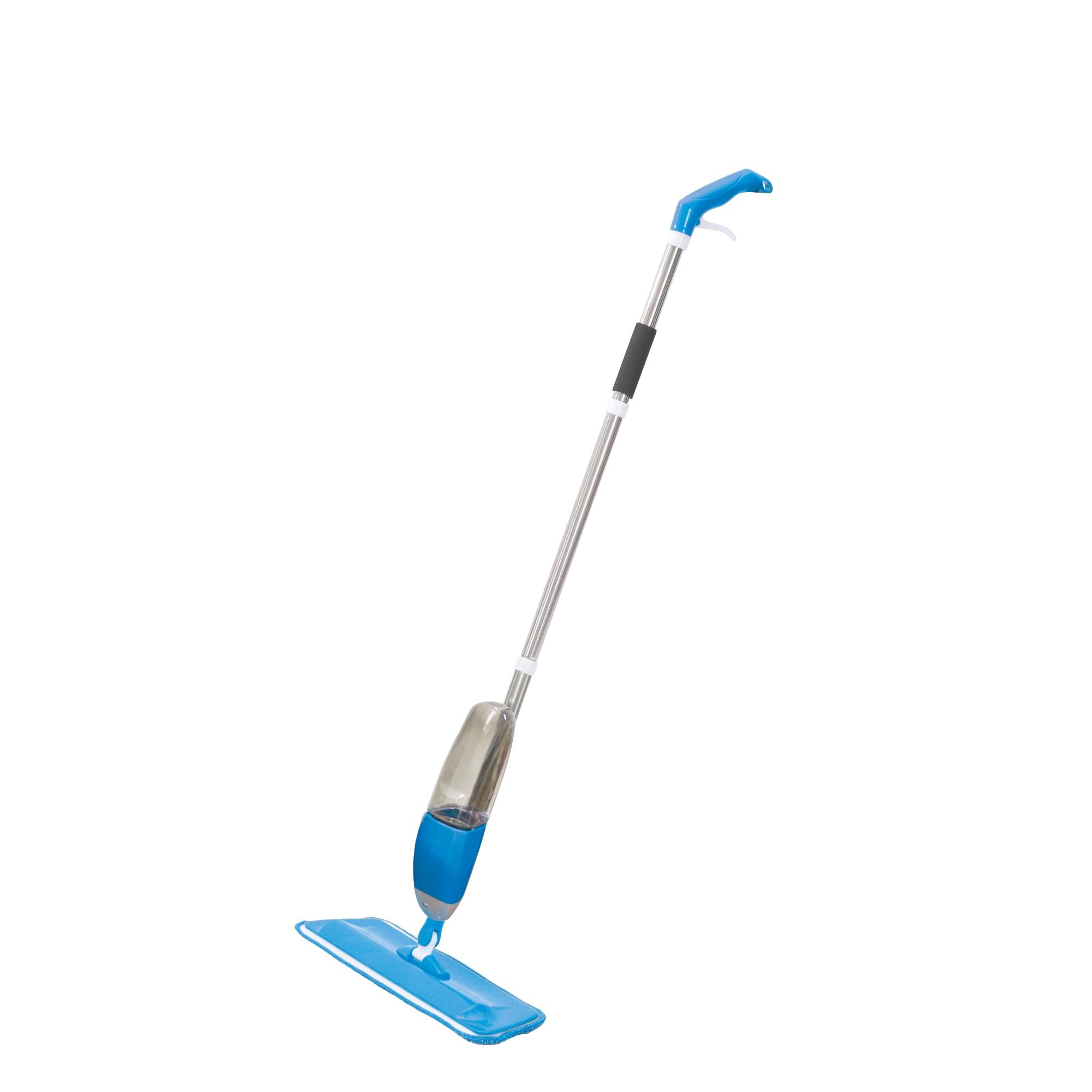 Fotografie Mop Vanora Super Easy Spray, rezervor detasabil, albastru