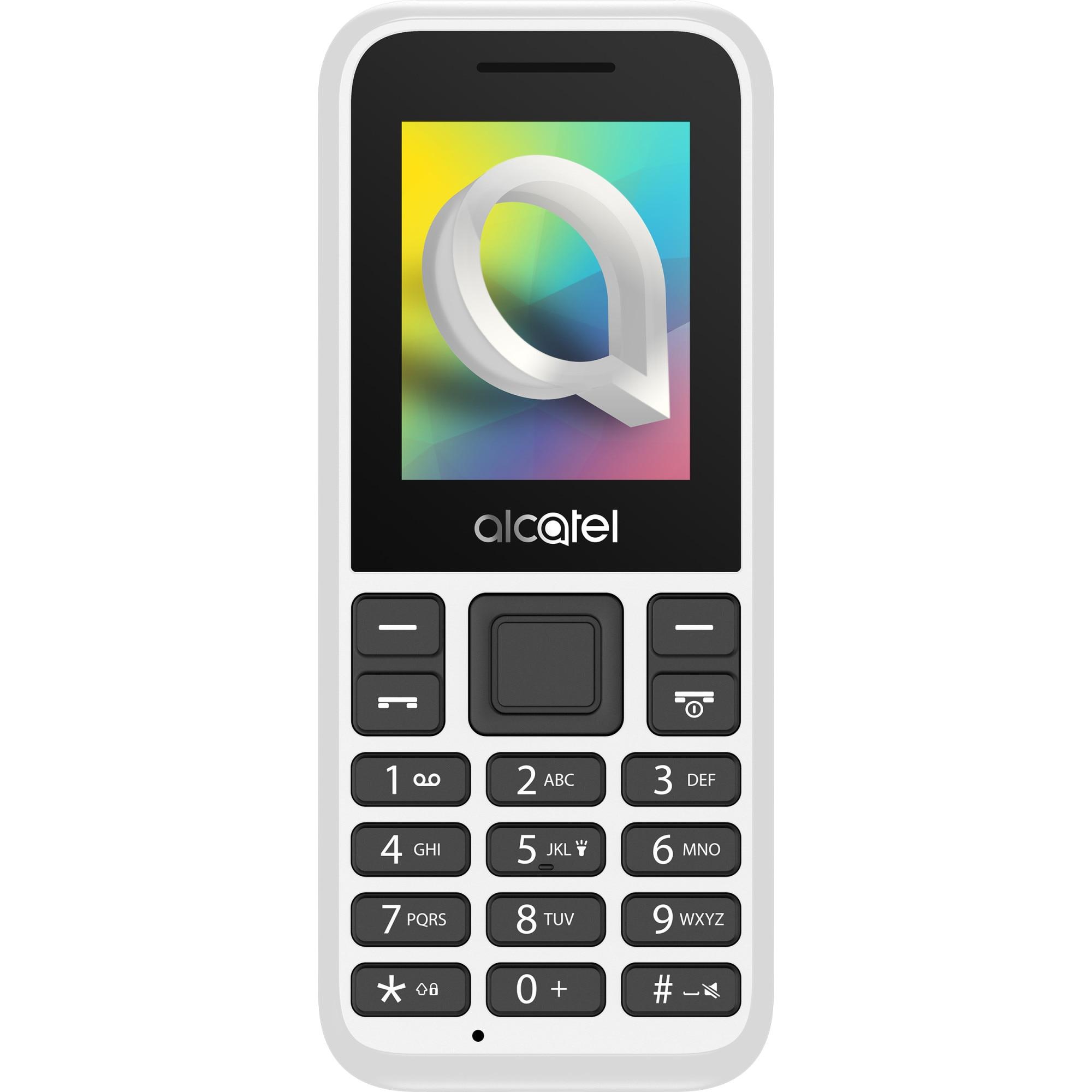 Fotografie Telefon mobil Alcatel 1066D, Dual SIM, Warm White