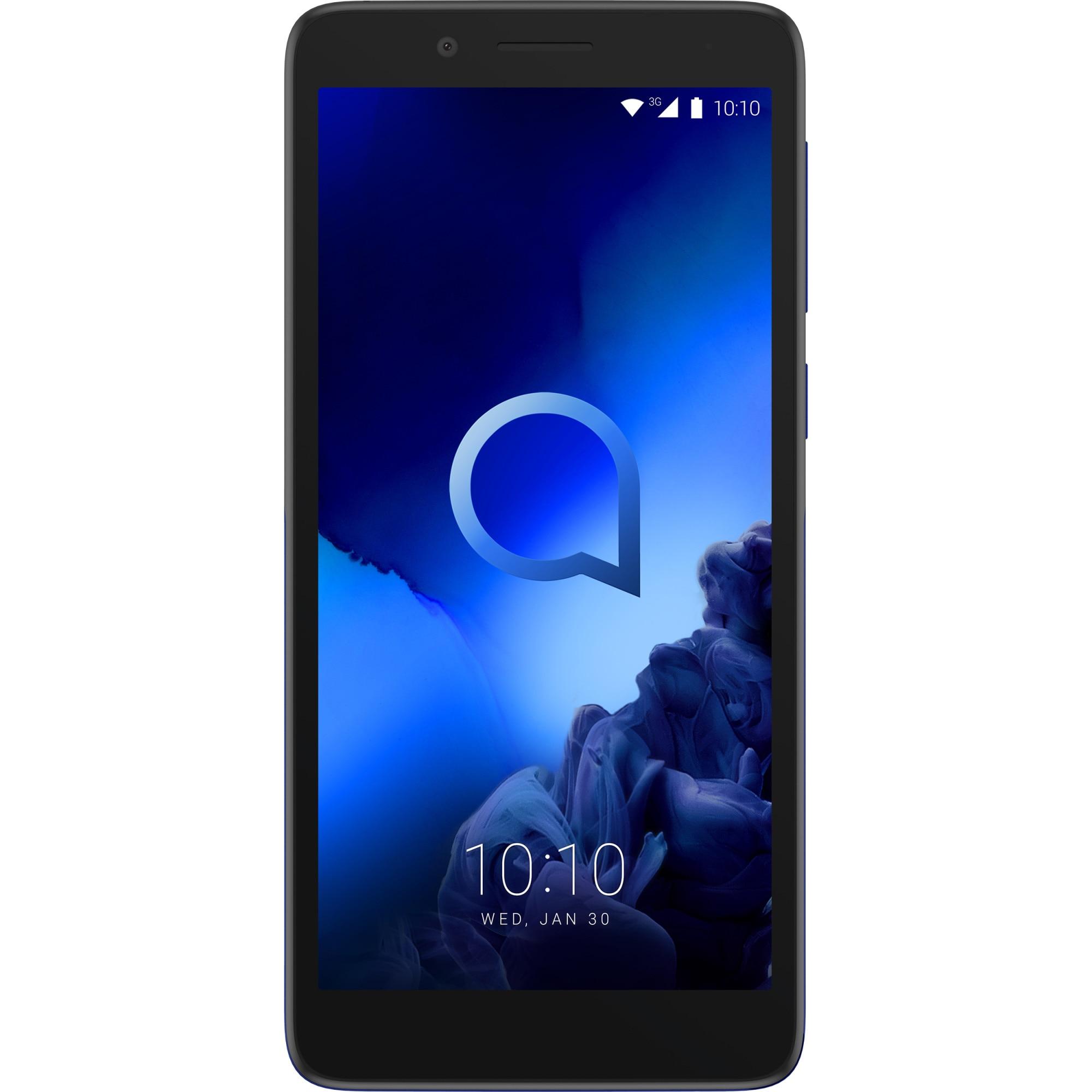 Fotografie Telefon mobil Alcatel 1C (2019), Dual SIM, 8GB, 3G, Enamel Blue