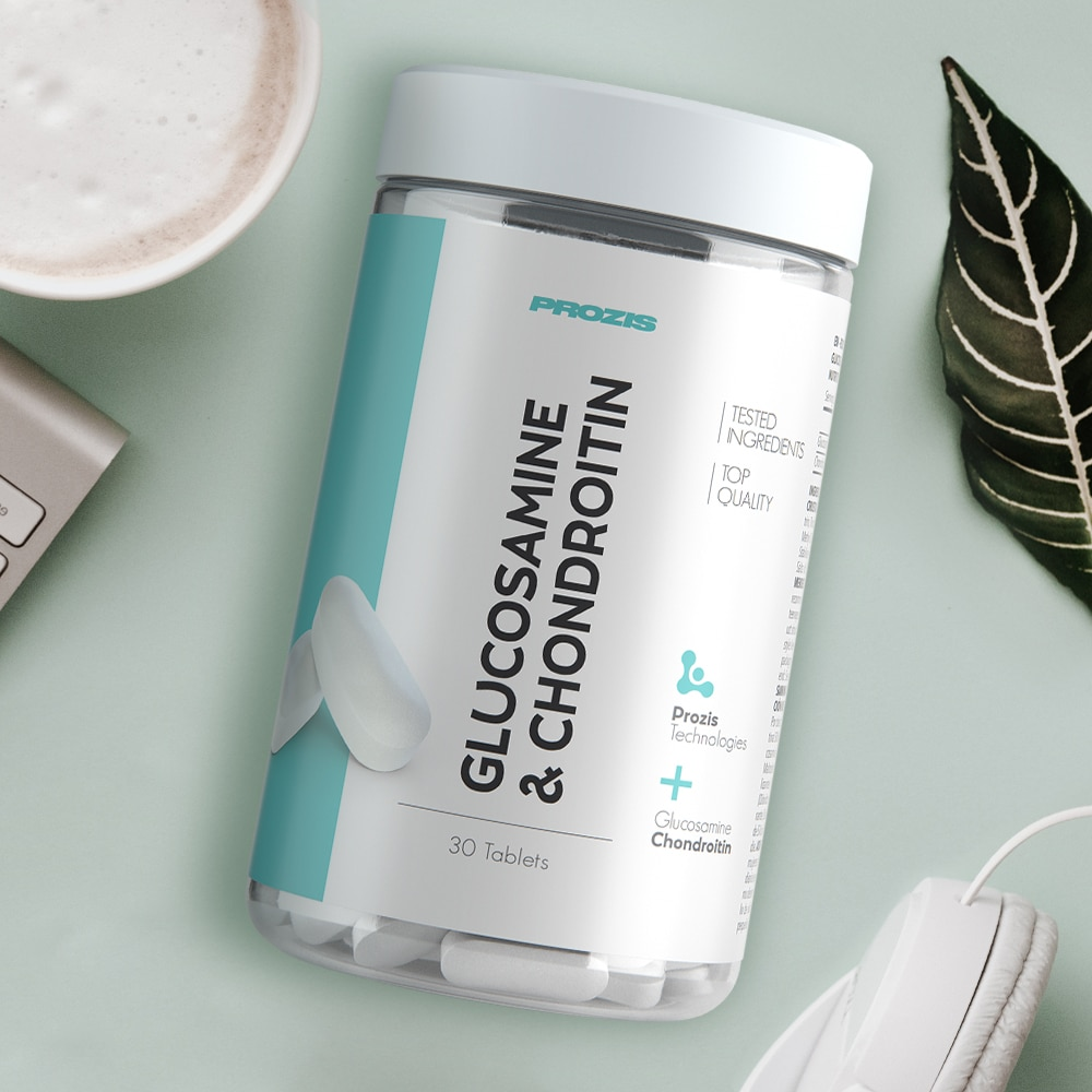 eficacitatea glucosaminei condroitină