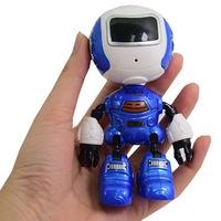 Mini játék robot / érintésre reagál-sötétkék