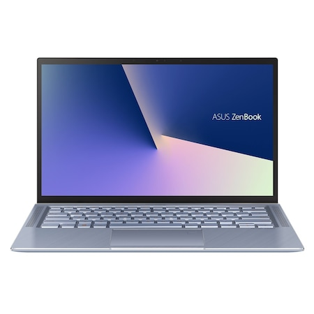 Лаптоп ASUS ZenBook 14 UM431DA-AM010T с AMD Ryzen 5 3500U (2.1/3.7 GHz, 4M), 8 GB, 256GB M.2 NVMe SSD, AMD Radeon Vega 8, Windows 10 Home 64-bit, металик