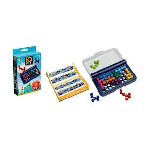 Memória és intelligencia játékok