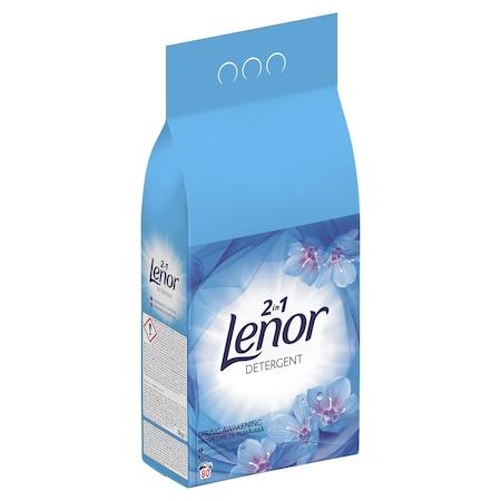 Прах за пране Lenor Spring Awakening, 8 кг