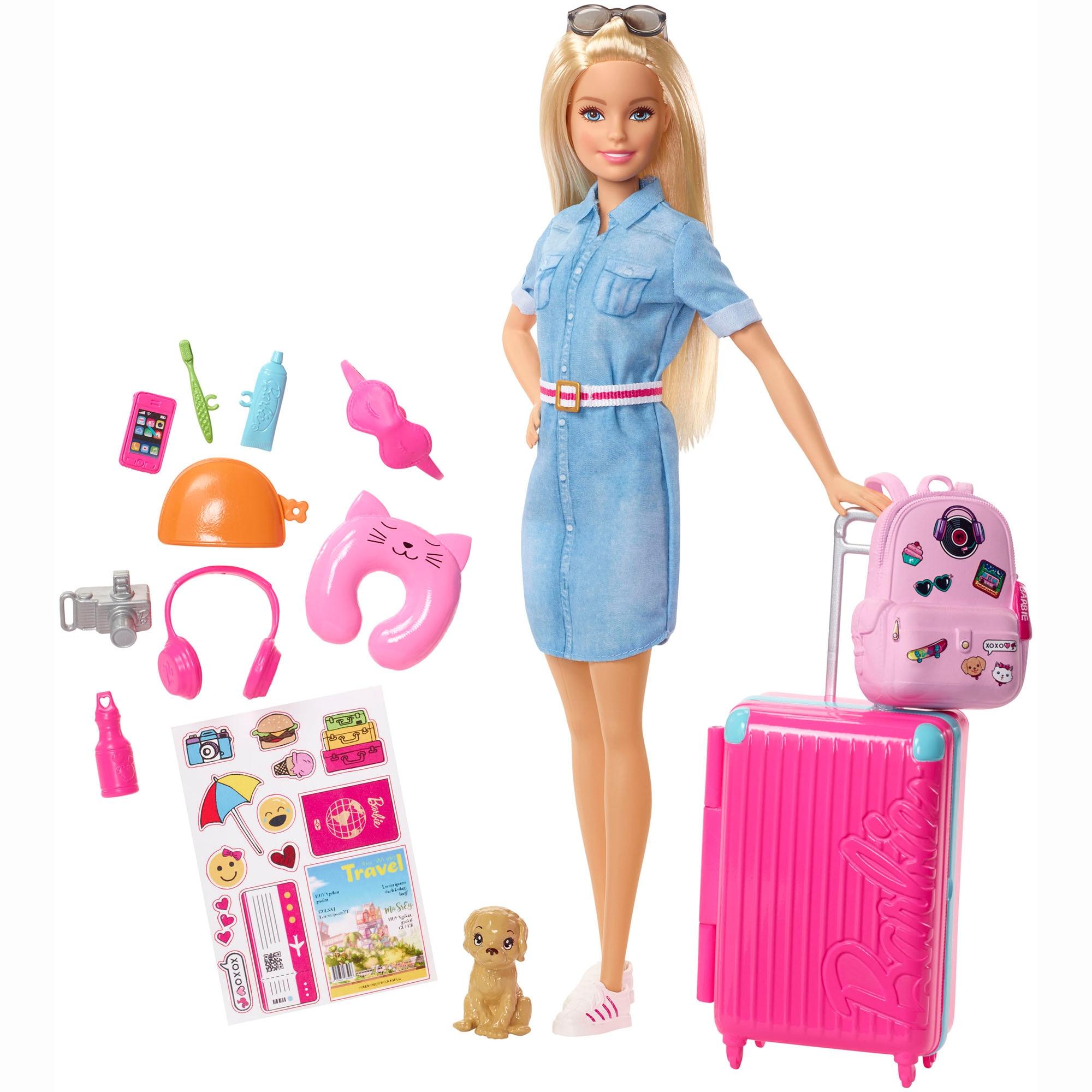 Fotografie Set de joaca Barbie® Dreamhouse - In vacanta