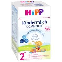 Lapte, Hipp 2+ Combiotic Lapte de crestere 600gr, 2+