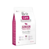 Hrana uscata pentru caini Brit Care, Junior, Large Breed, Miel si Orez, 3kg