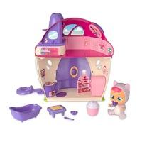 Къщичката на Katie с Кукла Magic Tears Cry Babies, IMC