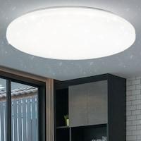 V-TAC csillagos hatású csillogo LED lámpatest 24W állítható színhőmérséklet csillagfényes csillagos égbolt lámpa