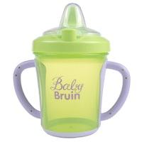 BabyBruin kupakos itatópohár zöld