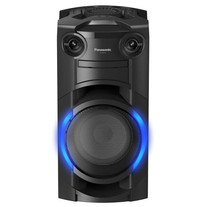 Fotografie Sistem audio High Power Panasonic SC-TMAX10E-K, 300W, AIRQUAKE BASS, Negru